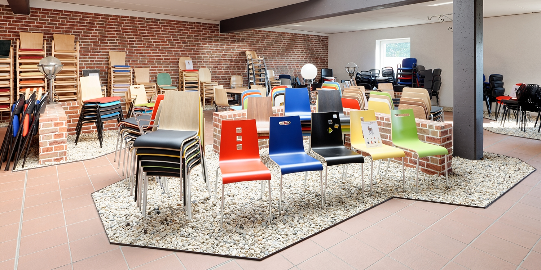 Stuhl- und Tich Ausstellung in 46325 Borken-Burlo
