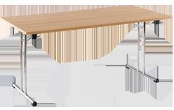 Stapelbare Tische für Großraumbestuhlungen