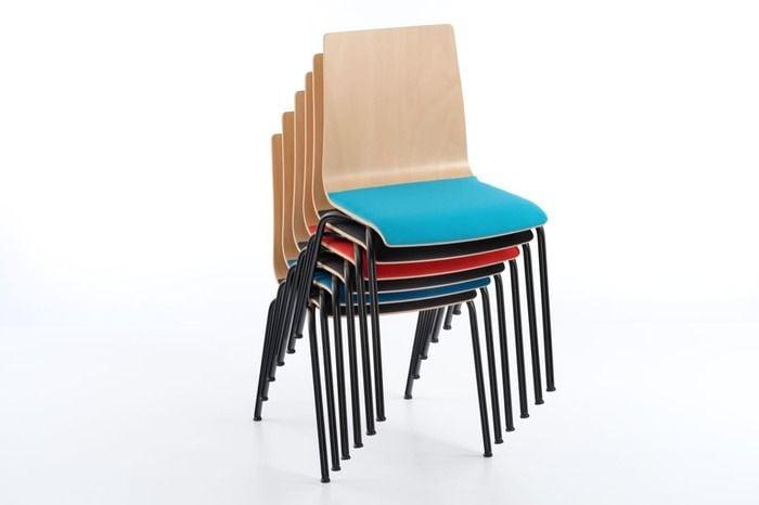 hochwertige holzst hle mit polster stuhloase. Black Bedroom Furniture Sets. Home Design Ideas