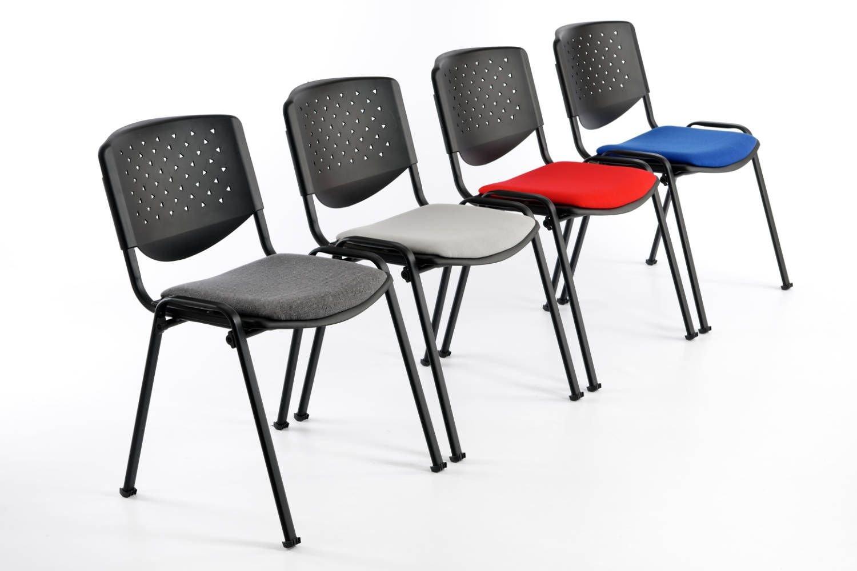 Die Sitzpolster sind in vielen verschiedene Farben erhältlich