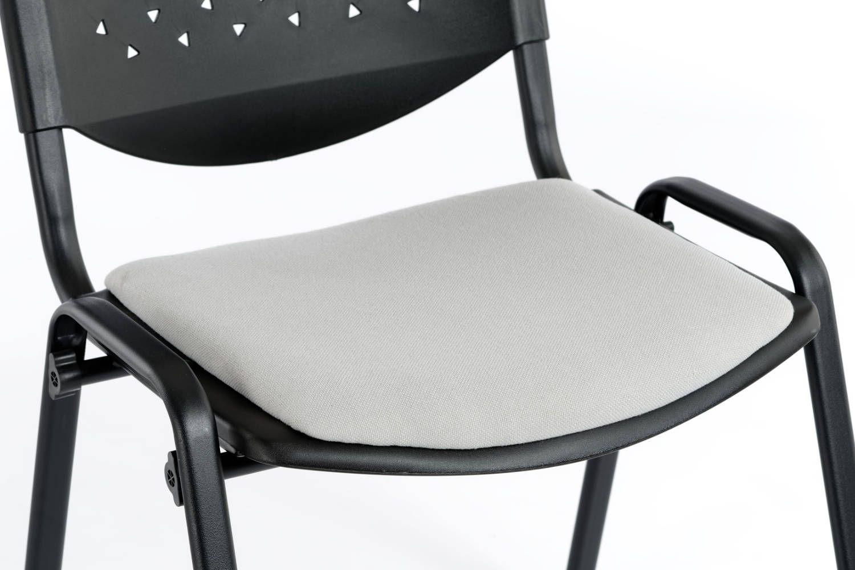 Die verlängerte Rückenlehne sorgt für ein rückenschonendes Sitzen