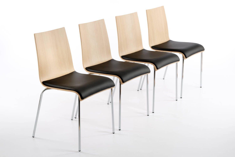 Schöner Stuhl für Wartebereiche