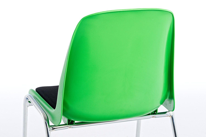 Die Rückenlehne ist perfekt gebogen für ein angenehmes Sitzen