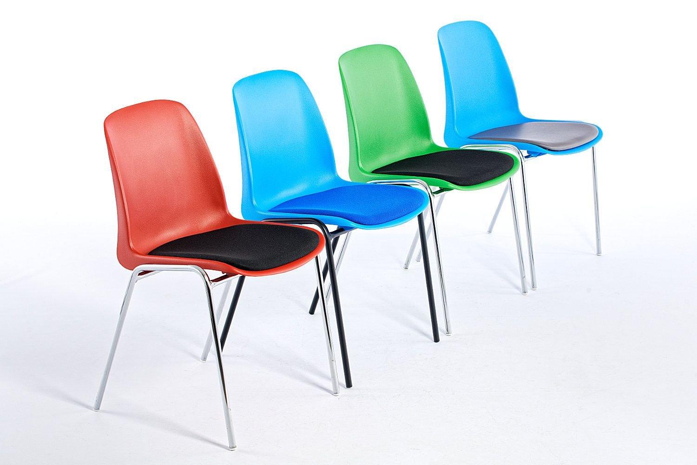 Der perfekte Reihenstuhl für Vorführungen
