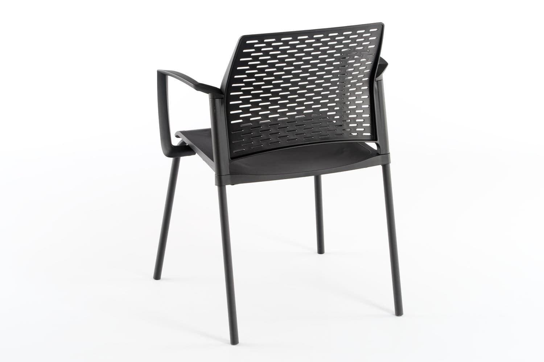 Unser Armlehnenstuhl Paris AL aus Kunststoff