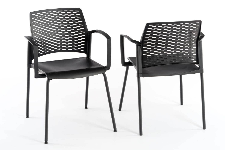 Unser Armlehnenstuhl aus Kunststoff Paris AL