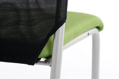 Gut durchdachtes Stuhlkonzept