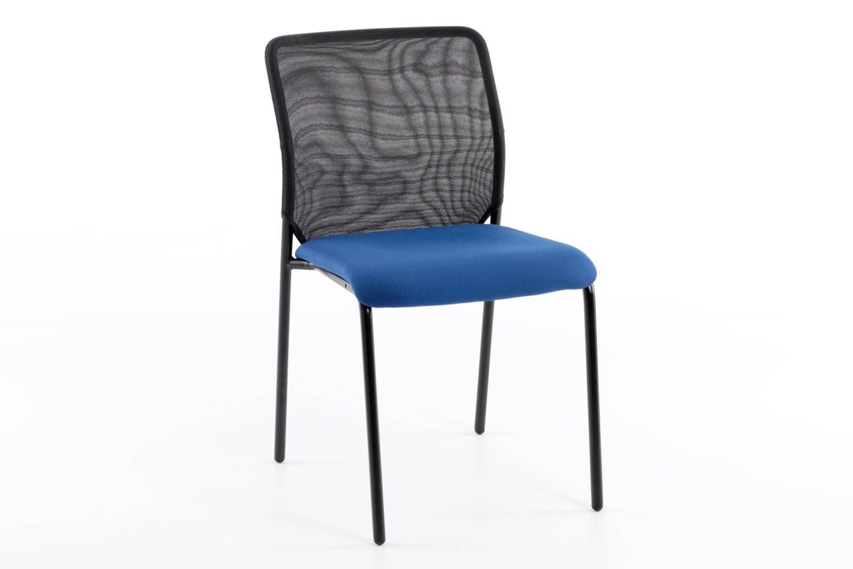 Bequeme Netzrückenlehne für ein entspanntes Sitzen